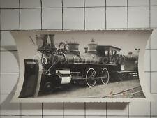 Union Pacific Railroad Engine 58: Los Angeles Shops: Vintage Train Photo