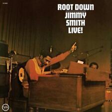 Smith,Jimmy - Root Down: Jimmy Smith Live! (Verve 60) [Vinyl LP] - NEU