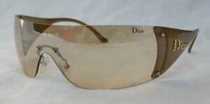Dior Luxury Sunglasses Ski 6 VA3 Gold New