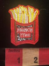 FRENCH FRIES Fast Food Patch 79V6