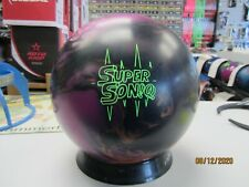 STORM SUPER SON!Q BOWLING ball 15 lb 1 oz 3.25 TOP PIN 3.5-4 BRAND NEW! $$$$