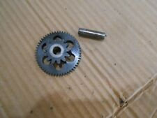Honda Elite 125 CH125 1984 84 Scooter electric starter drive gears shaft engine