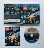 Lego The Hobbit - Sony Playstation 3 - CIB