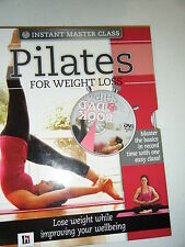 Pilates For Weight Loss Book/Cd Book