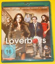 Blu-ray DVD - LOVERBOYS / FSK 16 /  DENISE RICHARDS / JIM BELUSHI / WENDECOVER