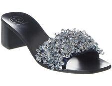 Tory Burch Logan Crystal Slide Sandal 8 $348.00