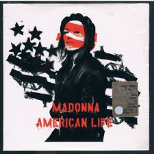 MADONNA AMERICAN LIFE CD SINGLE SIGILLATO!!!