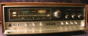 Pioneer SX-9000 AM/FM Reverberation Stereo Receiver Tuner & Original Manual
