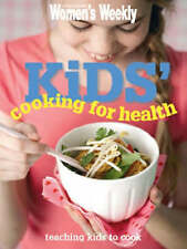 Brand New Australian Womens Weekly Kids Cooking for Health Paperback 2008