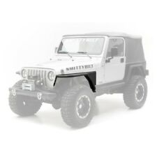"""Smittybilt 76873 XRC Armor Front Tube Fenders With 3"""" Flare For 97-06 Jeep TJ"""