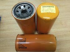 1 x Fram HPH3335 HD Full-Flow Oil Spin-On Filter