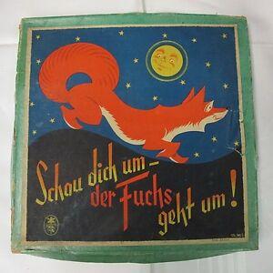 Goebel Spiele Frankfurt Schau dich um - der Fuchs geht um !
