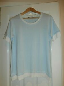 PRETTY & COMFY MARINA RINALDI TOP, SIZE 16-18