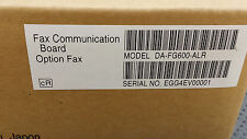 Panasonic Copier Fax Module DQ - FG600 DP - 8060 / 8045 / 8035 / 4530