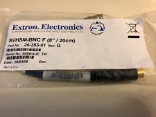 Extron, 26-353-01, S-Video Male to 2 BNC Female Adapters