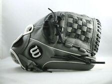 Wilson Siren 12 1/2 All Positions Glove Gray/White/Blk RHT (WT05RF18125)