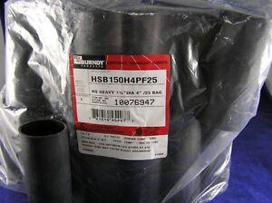 "BURNDY HEAT SHRINK Tubing HSB150H4PF25, 1-1/2"" x 4"" (1 lot of 25)"