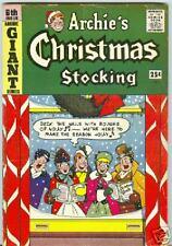 Archie Giant #6 Christmas Stocking 1959