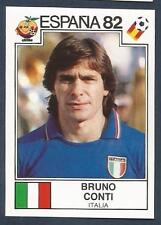PANINI WORLD CUP STORY #139-ESPANA 82-ITALIA-ITALY-BRUNO CONTI