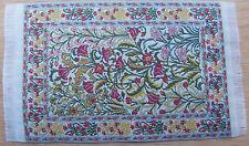 Escala 1:12 23cm X 17.5cm alfombra turca de tejido muñeca casa miniatura Alfombra P20L