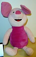 "Mattel Arco Disney Winnie the Pooh ""PIGLET Toy Stuffed Plush Animal 25"""