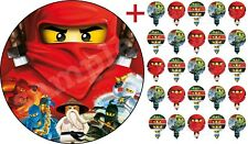 Tortenaufleger Ninjago Gunstig Kaufen Ebay
