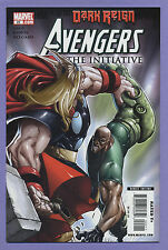 Avengers The Initiative #22 2009 Dark Reign New Warriors Gage Ramos Marvel o