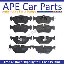Fits BMW Z4 E89 sDrive23i Genuine Apec Rear Vented Brake Disc /& Pad Set