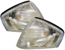 MERCEDES SL R129 (92-01) FRONT INDICATOR LIGHTS - CLEAR