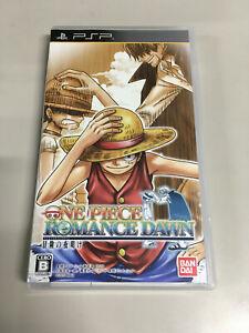 One Piece Romance Dawn Bandai [ PlayStation Portable ] Japan Import