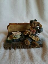 boyds bears and friends figurines Business card holder