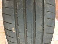 245 35 20 GOODYEAR EAGLE F1 ASYMMETRIC 3 RFT TYRE 4.5MM 245/35 R20 95Y DOT 01/19