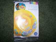 """Intex Float """"My Baby Float"""" ages 1-2 years, floating seat, infant up to 33 lbs"""