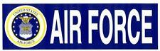 Air Force Crest Bumper Sticker