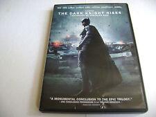 The Dark Knight Rises (DVD, 2012, Canadian)