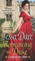 Complete Set Series - Lot of 4 Castles Ever After books by Tessa Dare (Romance)