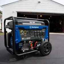 Westinghouse Gas Portable Generator 12500/9500W WGEN9500 New