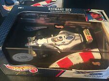 Hot Wheels 1998 FORD STEWART SF2 GP - 1:43 RUBENS BARRICHELLO #18