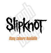 slipknot vinyl sticker decal stone sour car laptop corey taylor window optional