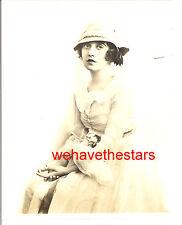 Vintage Mabel Normand MACK SENNETT COMEDY Star '26 Publicity Portrait