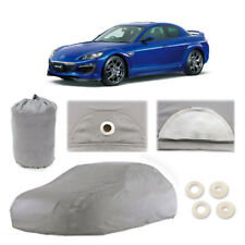 Mazda RX-8 4 Layer Car Cover Fitted In Out door Water Proof Rain Snow Sun Dust