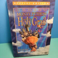 Monty Python and The Holy Grail (2-Disc Special Edition Dvd)