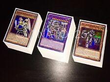 Yugioh Magnet Warrior Deck! Imperion Magnum Valkyrion Alpha Beta Gamma Delta!!!!
