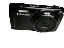 Fujifilm FinePix T555 16.0MP 12x Zoom Digital Camera. Black Excellent Condition