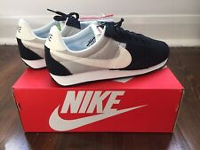 Nike Pre Montreal 2017 UK11 Black Sail Grey Suede Waffle Sneakers Trainers
