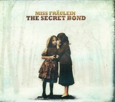 Miss Fraulein - The Secret Bond Slip Case Cd Sigillato Sconto EU 5 x Spesa EU 50