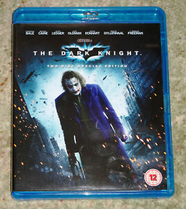 The Dark Knight - 2-Disc Special Edition Blu-ray