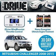 IDRIVE THROTTLE CONTROL - MITSUBISHI CHALLENGER 2008-2015 + NANO ENERGIZER AIO