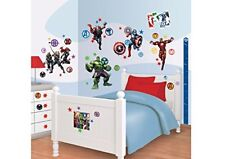 Walltastic adhesivo pared sets dormitorio infantil a elegir Spiderman Frozen & Marvel Avengers / Vengadores