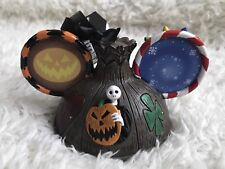 Disney World Exclusive Nightmare Before Christmas Mickey Mouse Decoration New